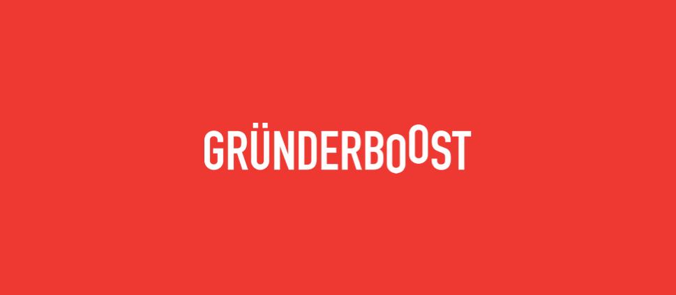 Gründerboost logo
