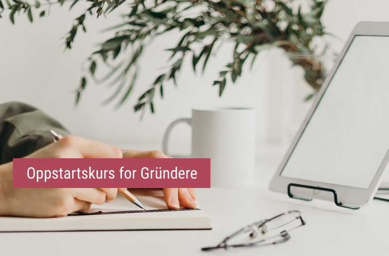 Oppstartskurs for Gründere